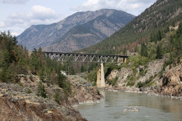 Lillooet Railway Bridge