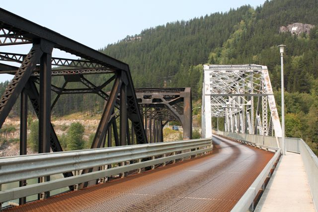 Old Skeena Bridge
