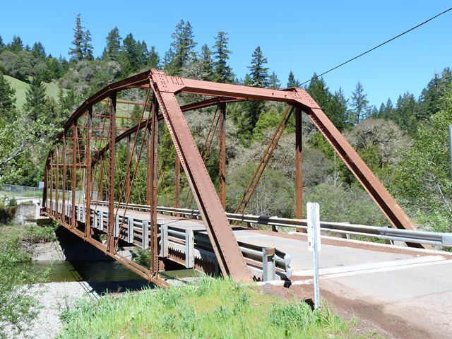 Clarks Crossing Bridge