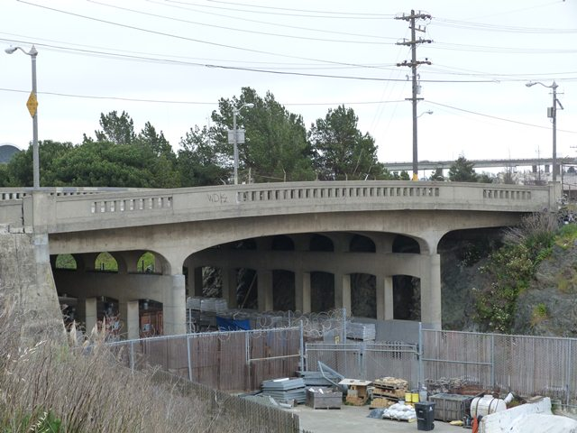 Evans Avenue Bridge