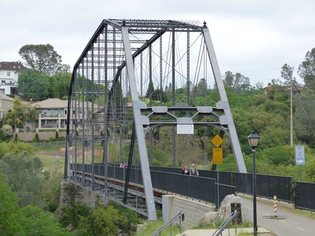 Folsom Truss Bridge