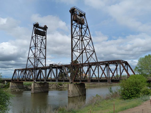 Mossdale Railroad Bridge