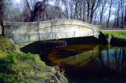 MDOT Historic Bridge Berrien County Avery Rd. / Galien River