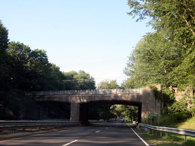 Merwins Lane Bridge