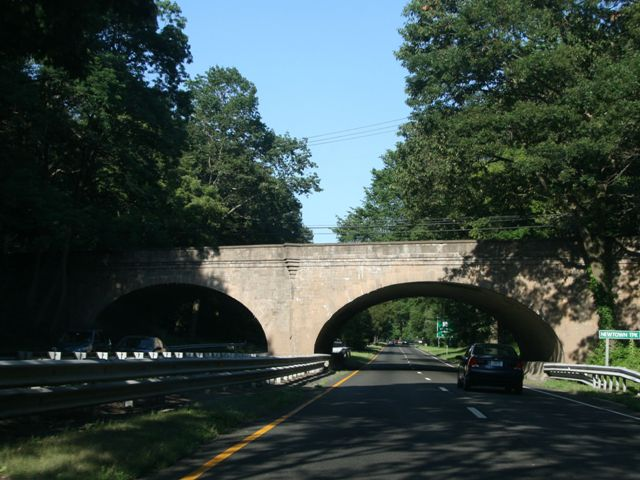 Newtown Turnpike Bridge