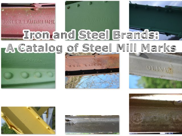 Iron and Steel Brands