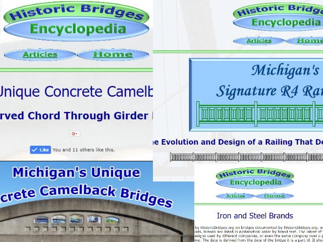 Historic Bridges Encyclopedia