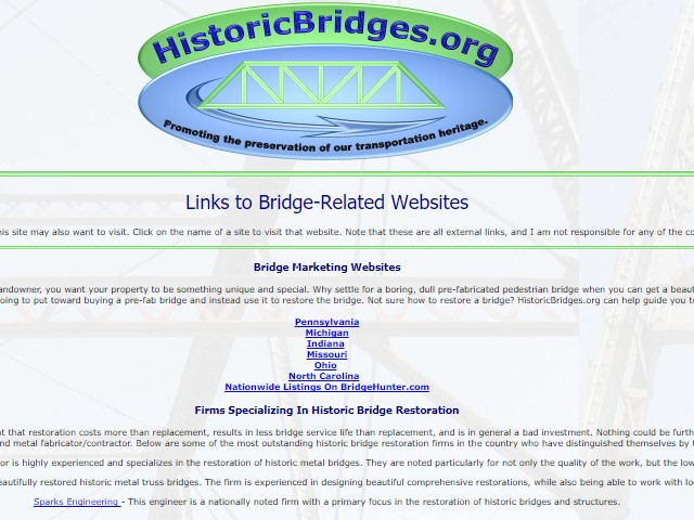 Links to Related Websites