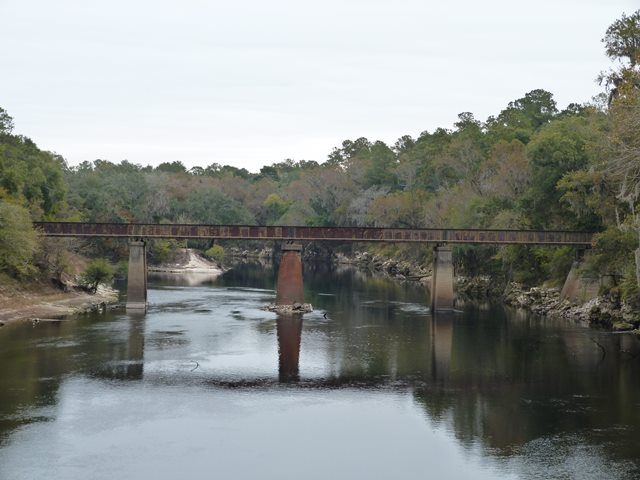 Ellaville Railroad Bridge