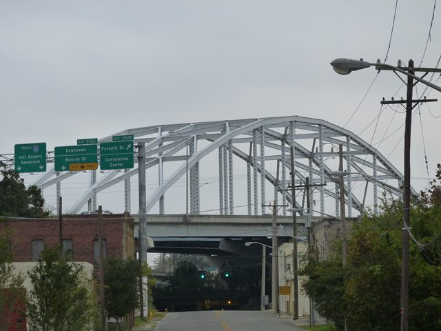 I-95 Myrtle Avenue Bridge
