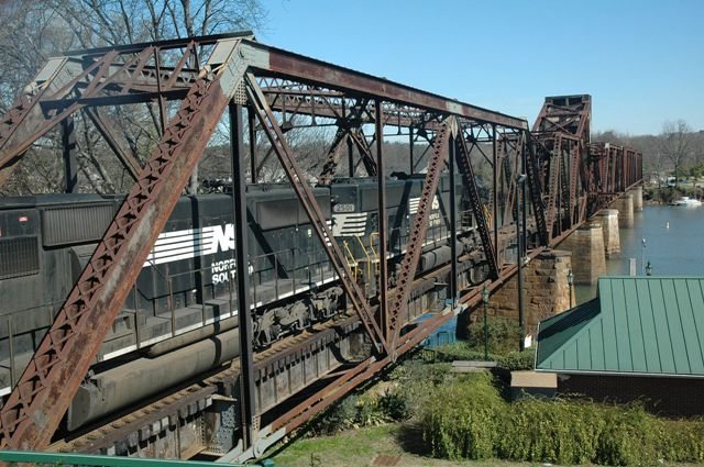 6th Street Railroad Bridge