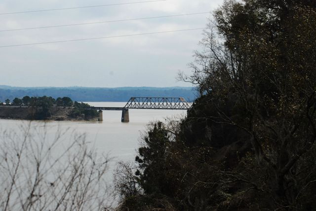 Eufaula Railroad Bridge