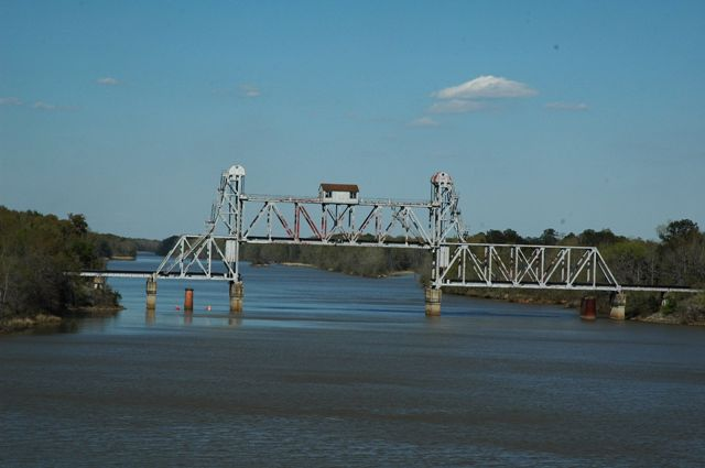 Georgia and Alabama Railroad Bridge