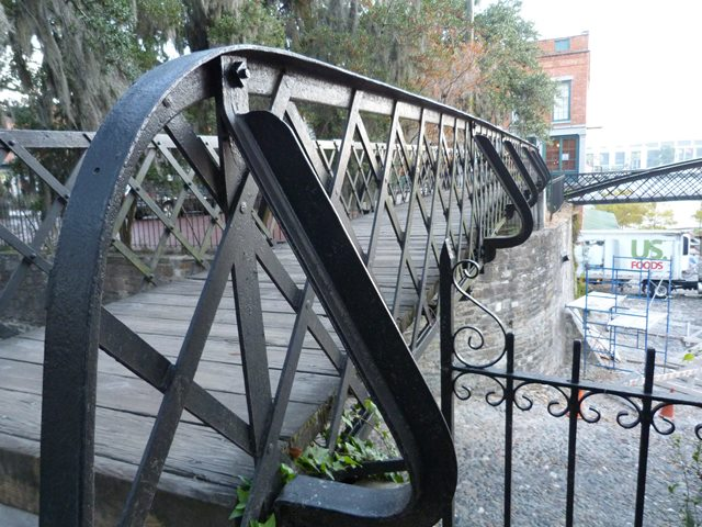 Savannah Footbridge East