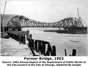Previous 95th Street Bridge