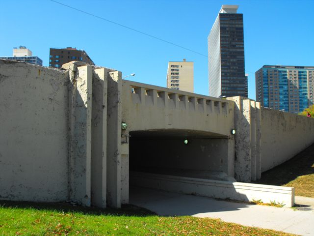 Barry Avenue Underpass