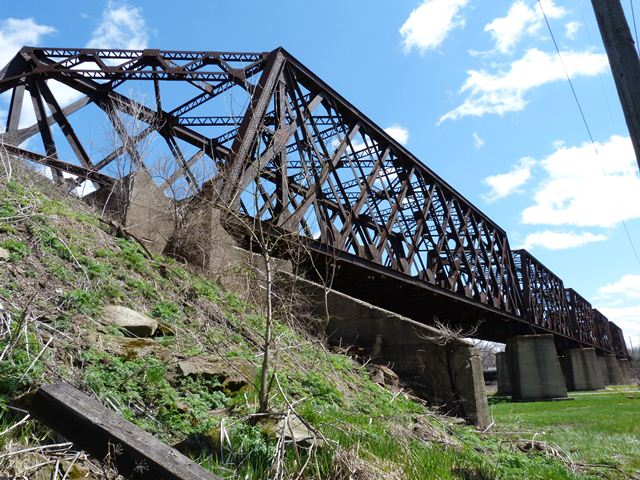 Bartonville Railroad Bridge