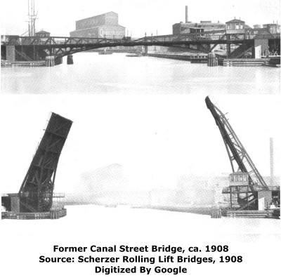 Previous Canal Street Bridge