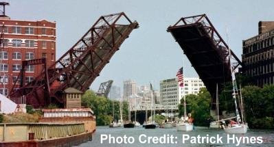 Cermak Road Bridge Raised