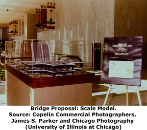 Columbus Drive Bridge Model