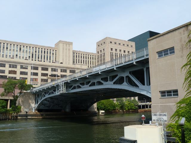 Congress Parkway Bridge