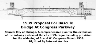 Congress Parkway Bascule Proposal