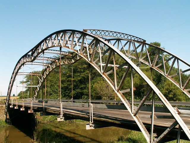 Sugar Creek Chapel Bridge