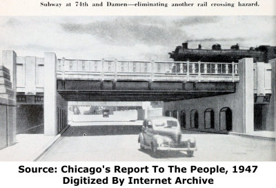 Damen Avenue Bridge