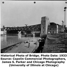Halsted Street Sanitary and Ship Canal Bridge