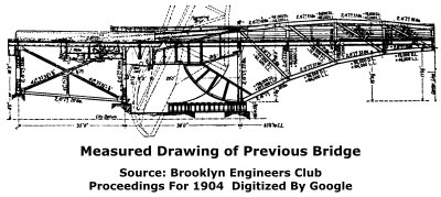 Previous Halsted Street North Branch Bridge Drawing