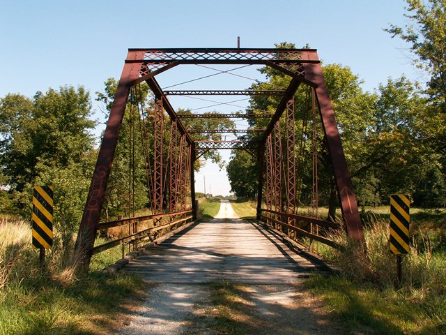 Iroquois 1900 Bridge #2