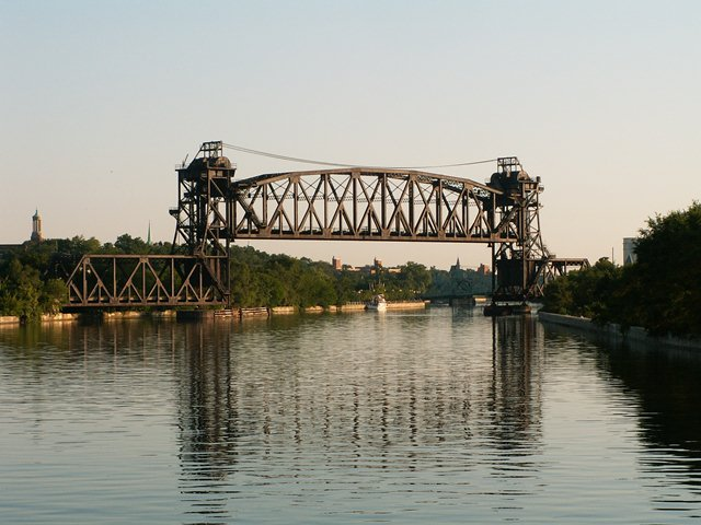 Joliet Railroad Bridge