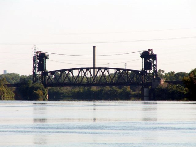 Joliet North Railroad Bridge