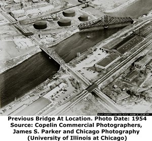 Previous Kedzie Avenue Bridge
