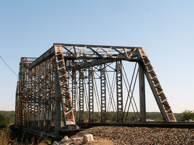 Lemont Railroad Bridge