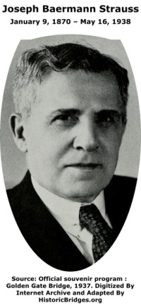 Joseph Baermann Strauss