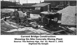 Cherry Avenue Bridge Construction