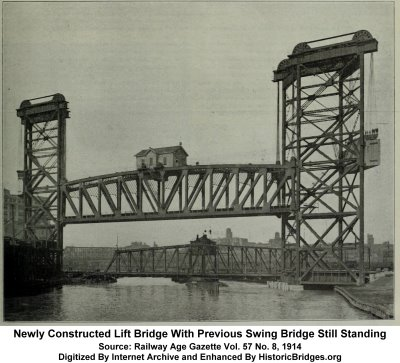 Pennsylvania Railroad Bridge #458