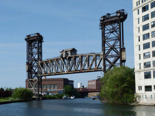Canal Street Railroad Bridge