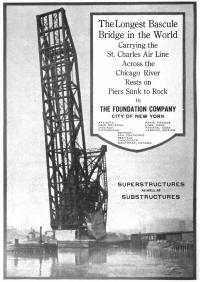 The Foundation Company New York Advertisement