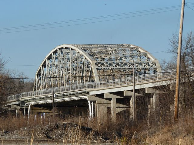 Kingery Highway Sanitary and Ship Canal Bridge