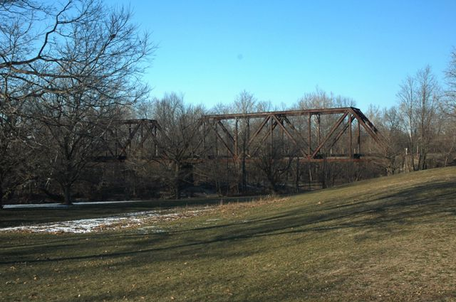Connersville Railroad Bridge