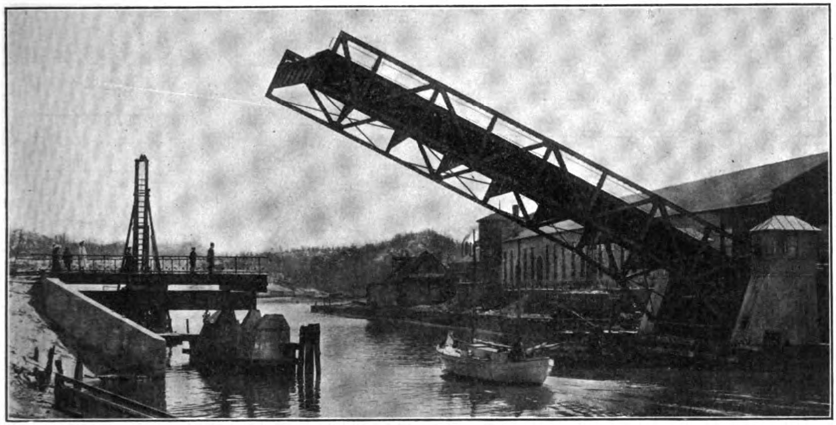 Franklin street bridge laporte county bridge 505 for La porte tx city hall