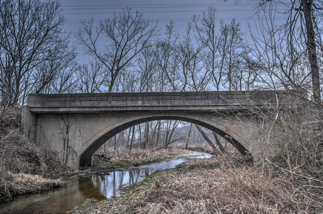 Opossum Hollow Bridge