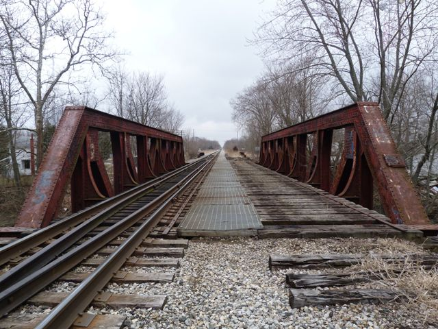 Plymouth Railroad Bridge