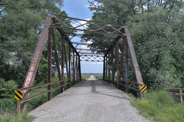 Sand Road Bridge