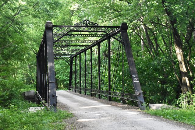 Dongola Iron Bridge