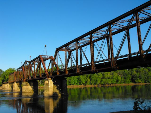 Wabash Cannonball Bridge