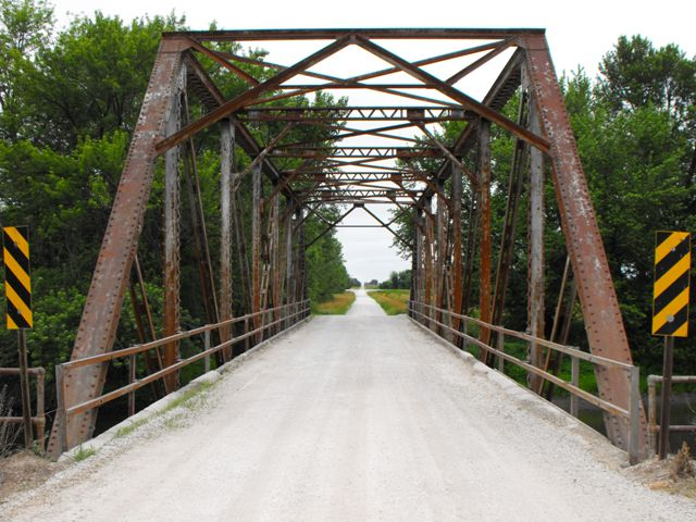 Maple Road Bridge