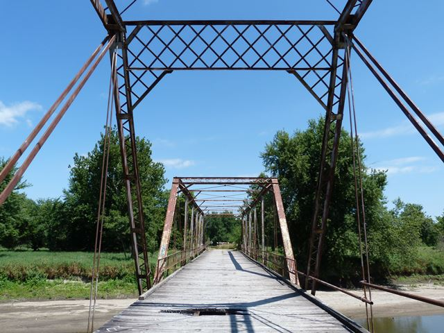Chambers Ford Bridge